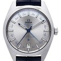 Omega Constellation Globemaster Co-Axial Master Chronometer