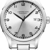 Hamilton Valiant H39515153 Herren Automatikuhr Klassisch schlicht