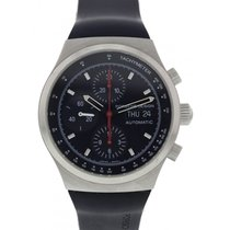 Eterna Porsche Design Chronograph Stainless Steel 6625.41/1