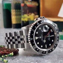 Rolex GMT-Master 16700 Black / 1998 / Full Set / We BUY