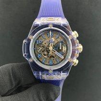 Χίμπλοτ (Hublot) Big Bang Unico Blue Sapphire (Limited Edition)