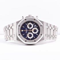 Audemars Piguet Royal Oak Chronograph Blue Racing 26300ST