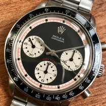 "Rolex Daytona 6264 ""Musketeer"" Paul Newman ""Flying Saucer"""