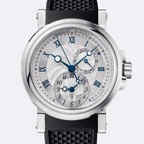 Breguet new Automatic Display Back 42mm Steel Sapphire crystal