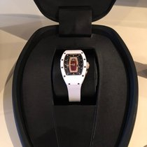 Richard Mille RM 037 Ladies Ceramik ROSEGOLD DEUTSCH FULL SET...