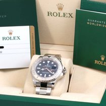 Rolex Yacht-Master Blue Dial Box & Papers 116622