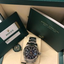 Rolex Sky-Dweller 326934 Blue Dial Full Set