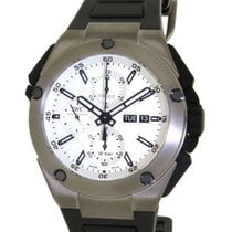 IWC Ingenieur Double Iw386501 Titanium Rubber 45mm (official...