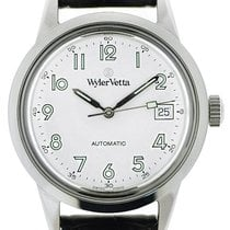 Wyler Vetta Steel 38mm Automatic pre-owned