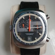Dugena Chronograph 42mm Automatic 1970 pre-owned