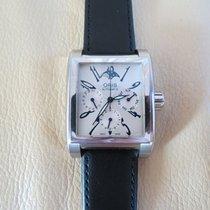 Oris Rectangular Complication 2002 Automatic Watch
