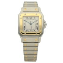 Cartier Or/Acier 31mm Quartz 1566 occasion