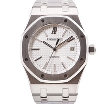 Audemars Piguet 15300ST Steel Royal Oak Selfwinding 39mm