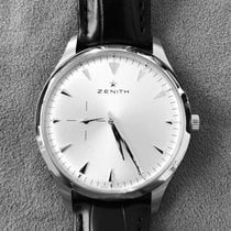 Zenith Elite Ultra Thin 03.2010.681/01.c493 Very good Steel 40mm Automatic Australia, Mortdale