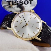 Tissot Stylist tweedehands 34mm Geelgoud
