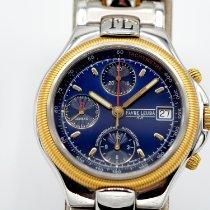 Favre-Leuba Chronograph 39mm Automatic 2000 new Blue