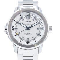 IWC Aquatimer Automatic Otel 42mm Argint