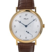 Breguet Classique Yellow gold 40mm White Arabic numerals United States of America, Maryland, Baltimore, MD
