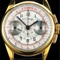 Jaeger-LeCoultre pre-owned Manual winding 30,5mm Plexiglass