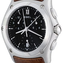 Ebel Classic Steel 39mm Black No numerals United States of America, Texas, Dallas