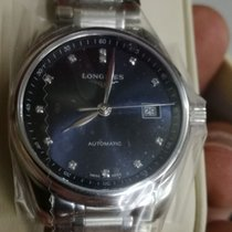 Longines L 2.257.4.97.6 Steel 2018 Master Collection 29,00mm new