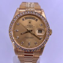 Rolex Day-Date 18348 1990 pre-owned