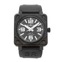 Bell & Ross BR 01-92 Carbon 46mm Black Arabic numerals United States of America, Pennsylvania, Bala Cynwyd