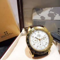 Zenith El Primero Chronograph Oro giallo 40mm Bianco Arabo Italia, Montecatini Terme