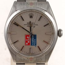 Rolex Air King Precision Steel 34mm Silver No numerals United States of America, Florida, Largo