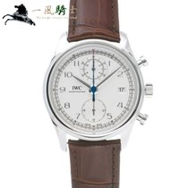 IWC Portuguese Chronograph IW390403 Good Steel 42mm Automatic