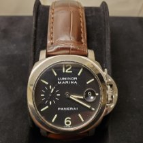 Panerai PAM 00048 Steel 1999 Luminor Marina Automatic 40mm pre-owned United States of America, California, 94027
