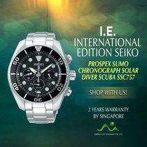 Seiko Prospex SSC757J1 nouveau
