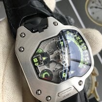 Urwerk UR-110 UR-110 PT Sehr gut Platin 47mm Automatik