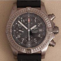Breitling Avenger E13360 Very good Titanium 44mm Automatic