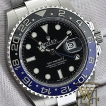 Rolex GMT Master II Blue/Black 116710BLNR