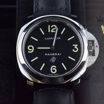 沛納海 (Panerai) PAM01000  Luminor Base Logo Acciaio