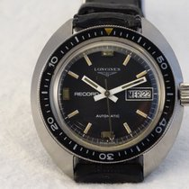 Longines vintage record day date