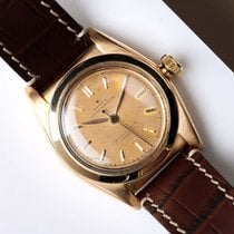 Rolex Oyster Perpetual Bubble back Ref. 3131