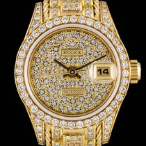 Rolex Datejust Fully Loaded Gold