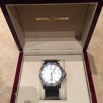 Ulysse Nardin Marine 263-33 Stainless Steel Watch