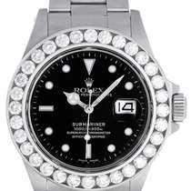 Rolex 16610 Submariner Date 40mm pre-owned United States of America, Texas, Dallas