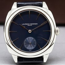 Laurent Ferrier FBN229.01 Galet Micro-Rotor Square SS Blue...