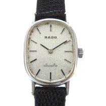 ラドー (Rado) Hand Winding Silver Silhouette Watch Stainless...