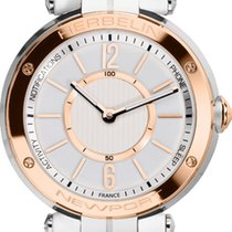 Michel Herbelin Newport (submodel) Steel 35mm White Arabic numerals