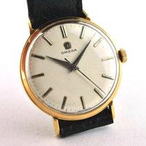 Omega Vintage  1960's-70's 18k Gold 33mm Manual Wind Men's Watch