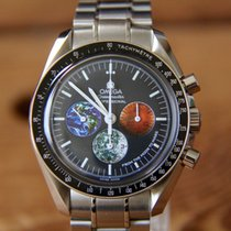 Omega Speedmaster - From the Moon to Mars