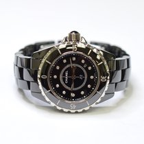 Chanel 38mm Automatic pre-owned J12