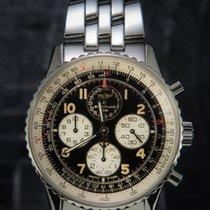 Breitling Navitimer Airborn Steel Case & Bracelet - Very Rare...