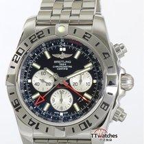 百年靈 Chronomat Gmt Chronograph Ab0413