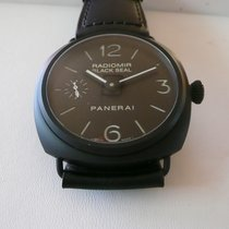Panerai Seramik 45mm Elle kurmalı panerai  radiomir black seal pam 292 yeni